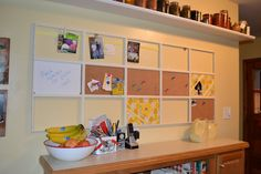 Cork board ideas   Click to find out more! #corkboard #diy
