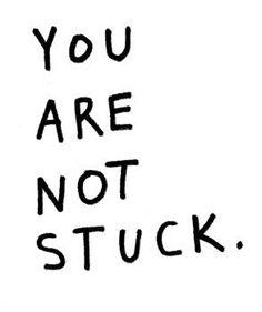 Plan to de-stick myself .......