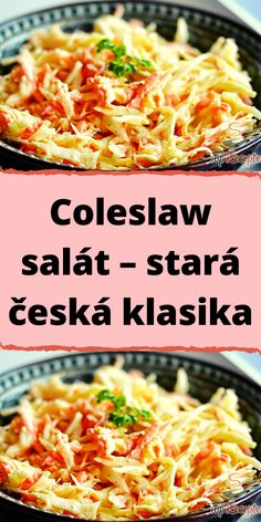Coleslaw, Ethnic Recipes, Food, Coleslaw Salad, Essen, Meals, Yemek, Cabbage Salad, Eten
