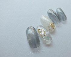 シースルーで涼しげ♡ #nails#nail#nailart#nailstagram#gelnails#nailart#ネイル#ネイルアート#ネイルデザイン#ネイリスト#ネイルサロン#大人可愛い#大人ネイル#上品ネイル#オフィスネイル#ジェルネイル#シンプルネイル#野田市ネイル#シェルネイル