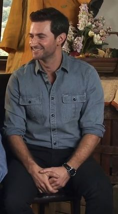 """And on the 3rd day, God said """"LET THERE BE RICHARD ARMITAGE. For after hundreds of years of existence, the women of the world will need a smile to shock them, sexiness to blind them, abs to awe them, eyes to woo them, and a killer personality to cheer them up when all average men fail them."""""""