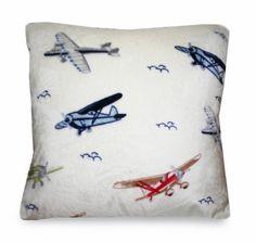 Thro Ltd. Vintage Airplane Pillow, Multi by Thro Ltd., http://www.amazon.com/dp/B0054I9HKC/ref=cm_sw_r_pi_dp_IVcYpb106SKX0