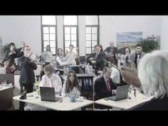 FUNNY MOZART IN THE OFFICE: Concert - YouTube
