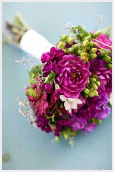 Wedding Flowers, Wedding Flower Bouquet Purple: 28 ideas of wedding flower bouquets