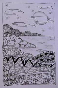 Tangled Landscape |