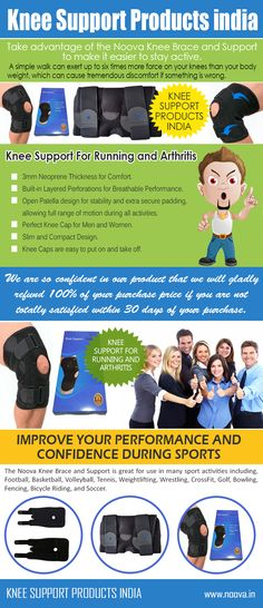 Knee Support For Running And Arthritis are flexible products that can be worn around the knee and the surrounding area. They are light and washable and don't retain heat and moisture, so comfort is not an issue. A variety of other knee bands and straps provide a simple solution to pain and discomfort. Similar styles include neoprene sleeves, compression braces, and other slip-on and stretchable braces