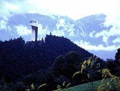Bergisel Ski Jump 2002 - Zaha Hadid Architects