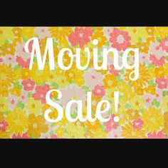 Moving Sale....Everything must go! Make a Reasonable Offer! Everything will be donated at the end of the month! Make your purchase(s) now. Please ask if you have any questions! You may even get a surprise if you are interested in more than one item! Happy Poshing!!! Other