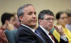Texas Attorney General Ken Paxton (CREDIT: AP Photo/Eric Gay)