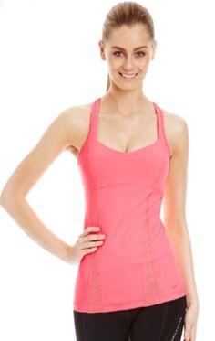 Lorna Jane - Ability-Excel -Tank - Neon-Melon #shoptwirlboutique #lornajane
