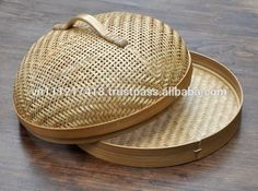 cane basket with net - Google Search
