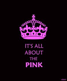 IT'S ALL ABOUT THE PINK - created by eleni