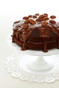 Chocolate Pepsi Cake Pepsi Cake, Chocolate Cake, Kids Meals, Yummy Treats, Crockpot, Sweet Tooth, Turkey, Pudding, Sweets