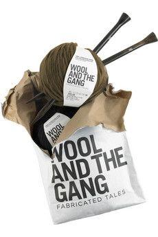 Wool and the Gang|Trophy DIY wool headband kit|NET-A-PORTER.COM - StyleSays