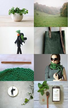 my green by robedellarobi on Etsy--Pinned with TreasuryPin.com