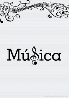 capas caderno de musica instrumentos musicais para imprimir grátis
