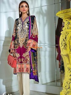 Pakistan's best Replica Wholesale and retail supplier of all Top Designer copies in best quality and prices. Latest Pakistani Dresses, Pakistani Suits, Salwar Suits, Salwar Kameez, Pakistani Street Style, Pakistani Fashion Casual, Pakistani Designers, Pakistani Dress Design, Pakistani Couture