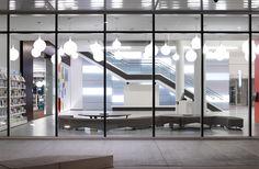 Cedar Rapids Public Library,© Main Street Studio - Wayne Johnson
