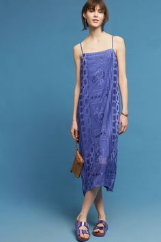 Shop the Embroidered Luna Slip Dress and more Anthropologie at Anthropologie today. Read customer reviews, discover product details and more.