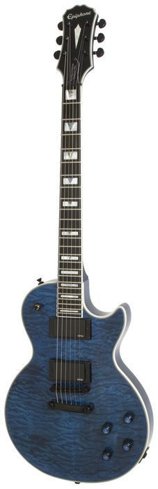 Epiphone Prophecy Les Paul Custom Plus EX/GX Electric Guitar