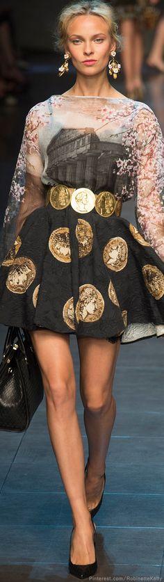Dolce & Gabbana | S/S 2014 RTW