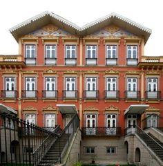 Casas Casadas - imperial time - Rio de Janeiro - Brazil