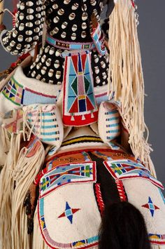 Beautiful Beadwork for the horse