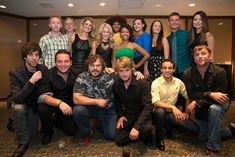 "They are adults. You are an adult. Life is hard. | Jack Black And The ""School Of Rock"" Kids Reunited 10 Years Later"
