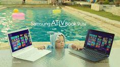 #samsung ATIV Book 9 lite [] '180° [] [2014] [] [30s] [] TVCM []