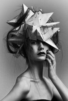 photography by Robert Paul Kothe  model: Amélie Baasner  make-up: Aga Schillert  hair: Kenneth Doerr