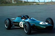 frenchcurious:  Jim Clark (Lotus-Climax 25) Grand Prix des Pays-Bas - Zandvoort 1962 - UK Racing History.