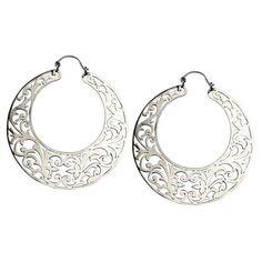 Adi Shakti Earrings   Eina Ahluwalia