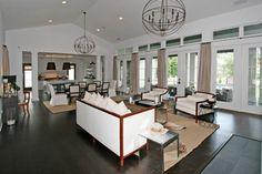 Transitional - Living Room
