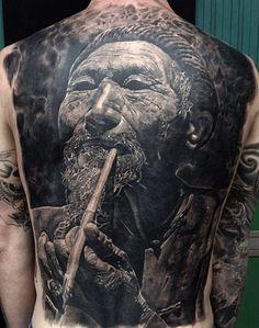 Tattoo Artist - Dris Donnelly | www.worldtattoogallery.com/tattoo_artist/dris-donnelly