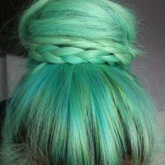 mylittleponyhair: Manic Panic Atomic Turquoise ...