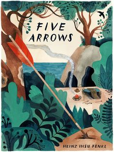 """""""Five Arrows"""" - The New Yorker"""