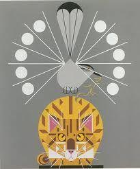 charley harper art - Google Search