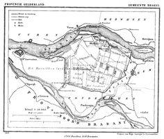 GL gemeente Brakel in ca. 1870 kaart J. Kuijper [1024x768].gif