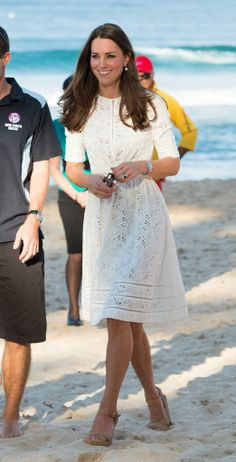 The Duchess of Cambridge in Australia, April 2014 #katemiddleton