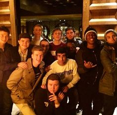 The Pack with The Sidemen! Unless you're a MASSIVE Vikk fan you'll never understand how golden this moment is :D