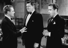 James Cagney, Pat O'Brien and Humphrey Bogart in Angels with a Dirty Faces