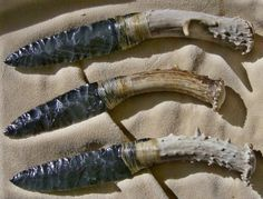Flint Knapping - Learn the ancient art of making prehistoric knives