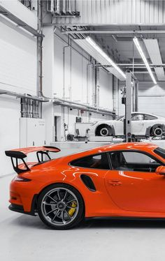Porsche 911 GT3 RS Follow us - Sexy Sport Cars