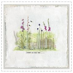 Fauna and Flora Free Motion Embroidery, Machine Embroidery Applique, Embroidery Ideas, Embroidery Cards, Hand Embroidery, Fabric Cards, Fabric Postcards, Textile Fiber Art, Textile Artists