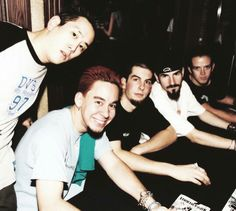 Young Linkin Park minus Chester
