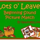 This is a set of 40 picture cards for your students to practice isolating and identifying beginning consonant sounds.  I have included two pictures...