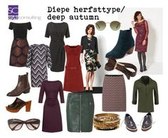 """""""Diepe herfsttype/ Deep autumn color type"""" Margriet Roorda-Faber. Style Consulting."""