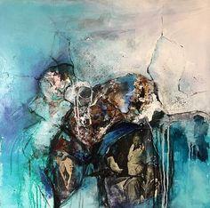 """Ursi Goetz, """"Warum nur..."""" Mit einem Klick auf 'Als Kunstkarte versenden' versenden Sie kostenlos dieses Werk Ihren Freunden und Bekannten."""