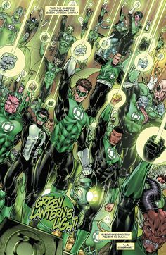Hal Jordan & the Green Lantern Corps #19 (2017)