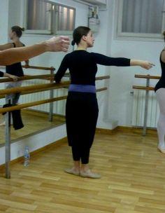 Clase 12/1/2015  Barcelona Danza Ballet® Vagánova